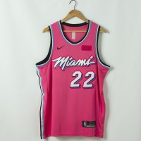 Jimmy Butler Miami Heat 2019 Earned Edition Jersey
