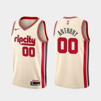 Carmelo Anthony Portland Trail Blazers 2019-20 City Edition Jersey
