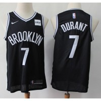 Kevin Durant 2019-20 Brooklyn Nets Black Jersey