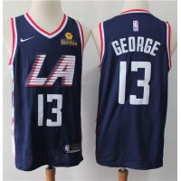 Paul George Los Angeles Clippers 2019 City Edition Jersey