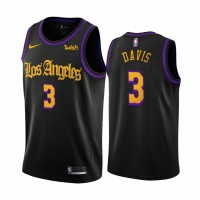 Anthony Davis 2020 Latin Nights Los Angeles Lakers Jersey