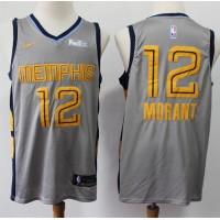 Temetrius Morant Memphis Grizzlies 2019 City Edition Jersey