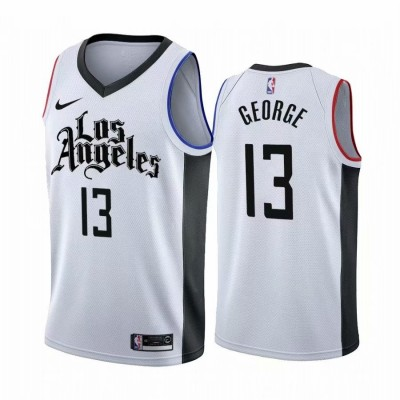 *Paul George Los Angeles Clippers 2019-20 City Edition Jersey
