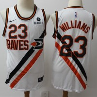 "Lou Williams Los Angeles Clipper ""Buffalo Braves"" Throwback Jersey"
