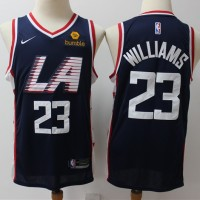 Lou Williams 2019 City Edition Los Angeles Clippers Jersey