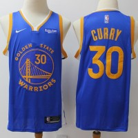Stephen Curry Golden State Warriors Blue Jersey (2019-20 Updated)