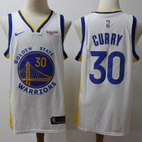 Stephen Curry Golden State Warriors White Jersey (2019-20 Updated)