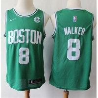 Kemba Walker 2019-20 Boston Celtics Green Jersey