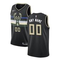 Milwaukee Bucks 2019-20 Statement Customizable Jersey