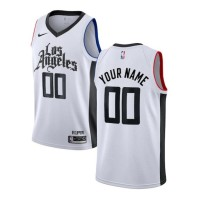 *Los Angeles Clippers 2019-20 City Edition Customizable Jersey