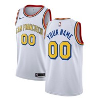 Golden State Warriors 2019-20 Classic Edition Customizable Jersey