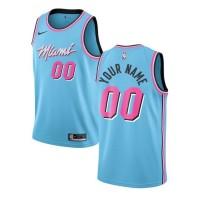 *Miami Heat 2019-20 City Edition Customizable Jersey