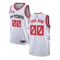 Houston Rockets 2019-20 City Edition Customizable Jersey