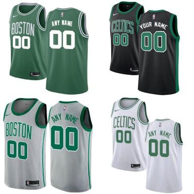 Boston Celtics Customizable Jerseys