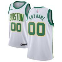 Boston Celtics 2018-19 City Edition Customizable Jersey