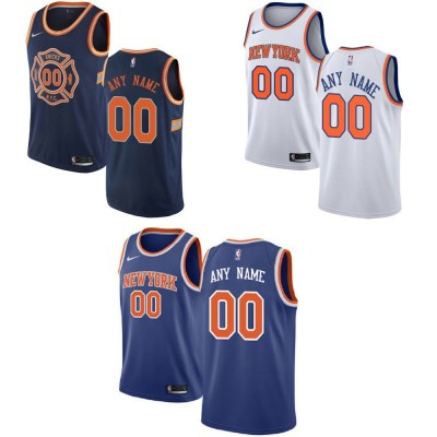 New York Knicks Customizable Jerseys
