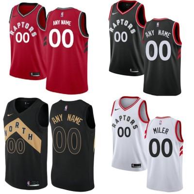Toronto Raptors Customizable Jerseys