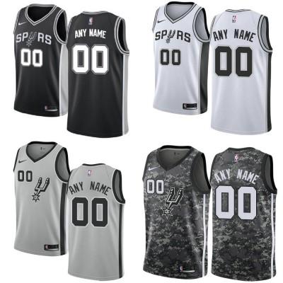 San Antonio Spurs Customizable Jerseys