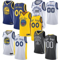 Golden State Warriors Customizable Jerseys