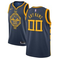 Golden State Warriors 2018-19 City Edition Customizable Jersey