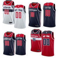 Washington Wizards Customizable Jerseys
