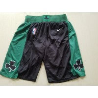 Boston Celtics Black Basketball Shorts