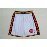 1995 All-Star Game White Basketball Shorts