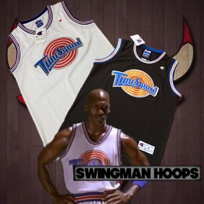 Michael Jordan Space Jam Jerseys