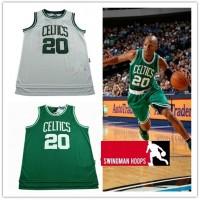 Ray Allen Boston Celtics REV30 Swingman Jerseys