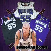 Jason Williams Sacramento Kings Jerseys