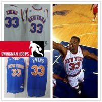 Patrick Ewing New York Knicks Hardwood Classics Jerseys
