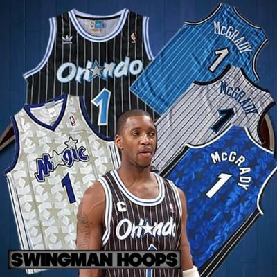 Tracy McGrady Orlando Magic Jerseys