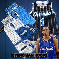 Anfernee Penny Hardaway Orlando Magic Jerseys