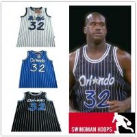 Shaquille O'Neal Orlando Magic Jerseys