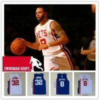Nets ABA Throwback Hardwood Classics Jerseys