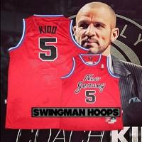 Jason Kid New Jersey Nets Jersey