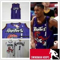 "Tracy McGrady Toronto Raptors ""Raptors"" Jerseys"
