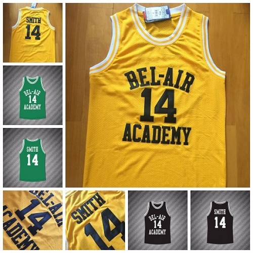 081a7463b517 Will Smith - Fresh Prince of Bel-Air TV Series Jerseys