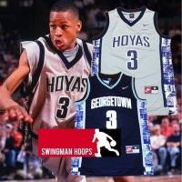 Allen Iverson Georgetown University Hoyas Jerseys