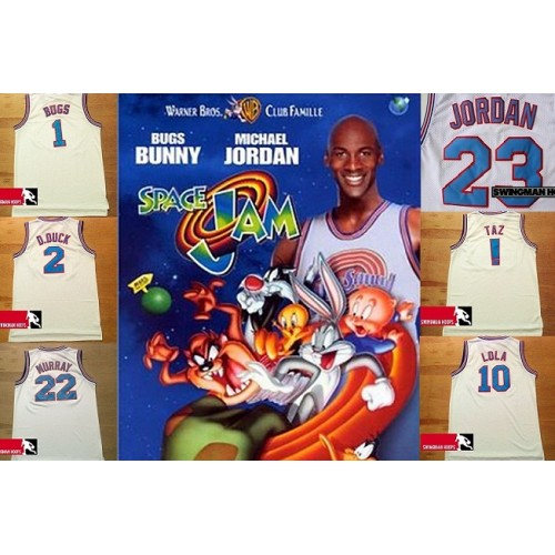 info for 5cf23 4518a Space Jam Tune Squad Jerseys