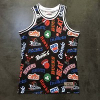 *Eastern Conference Classic Team Logos M&S Special Edition Jersey