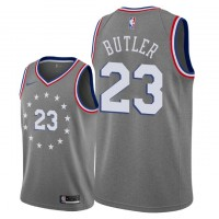 Jimmy Butler 2018-19 Philadelphia 76ers City Edition Jerseys