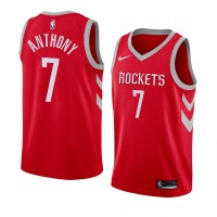 Carmelo Anthony Red Houston Rockets Jersey