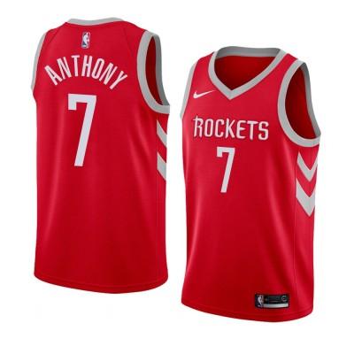 Carmelo Anthony Red Houston Rockets Jersey