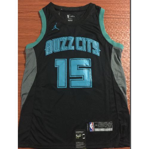 innovative design ee34e a2785 Kemba Walker 2018-19 Charlotte Hornets City Edition Jersey