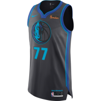 Luka Dončić 2018-19 Dallas Mavericks City Edition Jersey
