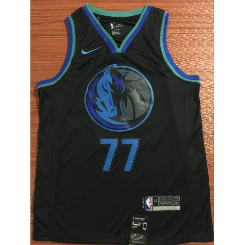best website e6891 81056 Luka Dončić 2018-19 Dallas Mavericks City Edition Jersey