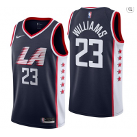 Lou Williams 2018-19 Los Angeles Clippers City Edition Jersey