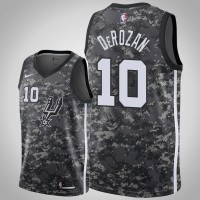 DeMar DeRozan 2018-19 San Antonio Spurs City Edition Jersey