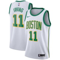 Kyrie Irving 2018-19 Boston Celtics City Edition Jersey